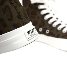 WTAPS Sneakers   #cheetah #leopard #leopardprint #wtaps #like4like #likes4likes #likeforlike #likeback #white #editoftheday #picoftheday #igers #beautiful #jaysediting #camo #japan #madeinjapan #japanese #cheetah #animal #hightops #sneakers #shoehead by jaysediting