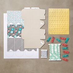 All Boxed Up Kit by Stampin' Up!