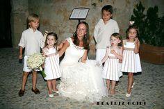 fotos de niños pajes en bodas - Buscar con Google