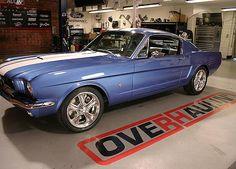 Autos de Overhaulin