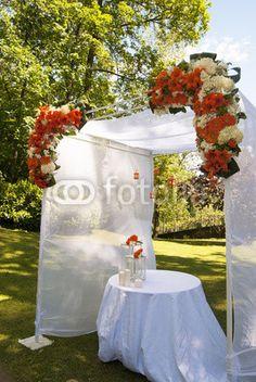 Floral arrangement for marriage