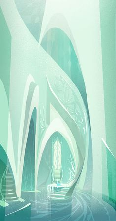 Brittney Lee: FROZEN: Elsa and Her Ice Palace
