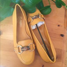 NWOT Gucci bamboo collection Vintage bamboo collection Gucci Shoes Flats & Loafers