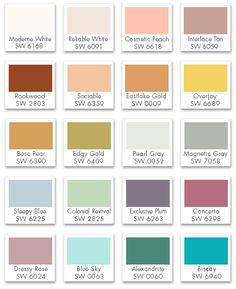 Natural Paint Colors all-natural, vegan/cruelty-free paint | nesting | pinterest
