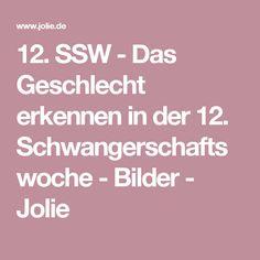 12. SSW - Das Geschlecht erkennen in der 12. Schwangerschaftswoche - Bilder - Jolie