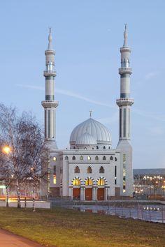 Essalam Moskee, Rotterdam, The Netherlands