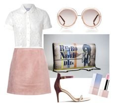"""""""On the softer side"""" by loverofalthingsunique on Polyvore featuring Acne Studios, Glamorous, H&M, Chloé and Sephora Collection"""