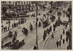 1929. Nyugati (Berlin) tér.
