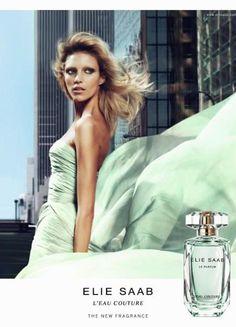 """Elie Saab L'Eau Couture campaign!"""""""