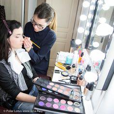 Makeup Party | www.makeupartist.fr  Photographer : Polar Lotus Photographie