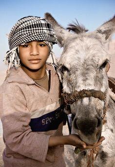 Enfants du monde 'Egypte