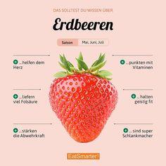 Bald ist Erdbeer-Zeit! Was werdet ihr als erstes backen/kochen wenn die Bärchen Saison haben? Hier gibt's schon mal unsere Top 27 Erdbeer-Rezepte: eatsmarter.de/rezepte/rezeptsammlungen/die-27-besten-erdbeer-rezepte#/0