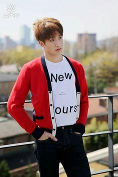 Jinjin Astro, Dance Legend, Pre Debut, Cha Eun Woo, Sanha, Pretty And Cute, Minhyuk, Cute Guys, Boy Groups
