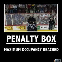 All the penalties from the brawl at the drop of the puck. That was a great brawl.