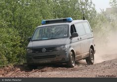 Police VW T5  OffRoad