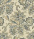 Home Decor Upholstery Fabric-Waverly Treasure Trove / Sapphire    reg. 69.99