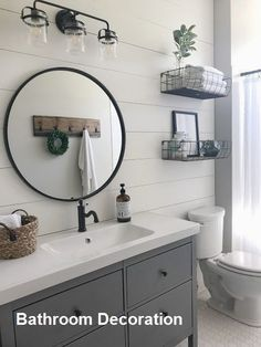 Suprising Small Bathroom Design Ideas And Decor - Page 50 of 51 - Afshin Decor Bathroom Design Small, Diy Bathroom Decor, Modern Bathroom, Master Bathroom, Bathroom Ideas, Condo Bathroom, Decorating Bathrooms, Neutral Bathroom, Master Baths