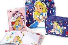 ALICE IN WONDERLAND - Collezione Back To School 2016 by Accademia