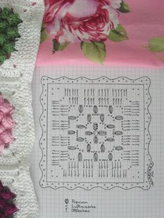 Two knitted crochet square. Два вязаных квадрата крючком More Patterns Like This! Crochet Motif Patterns, Granny Square Crochet Pattern, Crochet Blocks, Crochet Diagram, Crochet Chart, Crochet Squares, Crochet Granny, Knit Crochet, Granny Squares