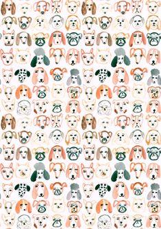 22 ideas dogs wallpaper pattern art prints for 2019 Dog Wallpaper, Pattern Wallpaper, Iphone Wallpaper, Iphone Backgrounds, Interior Wallpaper, Dog Pattern, Pattern Art, Print Patterns, Free Pattern
