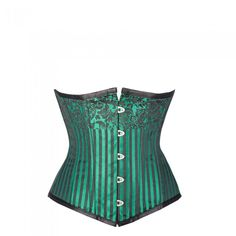 Guard your wallet. Awesome site. Green and Black Jacquard Under bust - Slytherin?