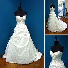 Piccione A-line Wedding Dress