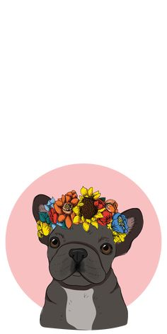 Ideas For Dog Wallpaper Iphone Art Backgrounds Dog Wallpaper Iphone, Tier Wallpaper, Animal Wallpaper, Disney Wallpaper, Cartoon Wallpaper, Cool Wallpaper, French Bulldog Tattoo, French Bulldog For Sale, Fawn French Bulldog