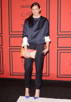 See What Everyone Wore to the 2013 CFDA Awards: Jenna Lyons