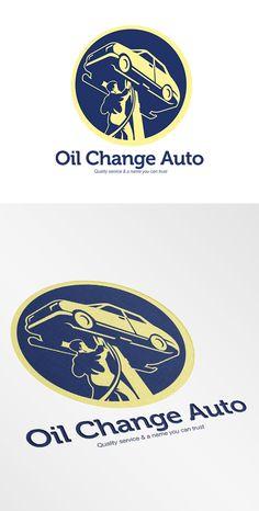 Auto Mechanic Automobile Car Repair by patrimonio on Creative Market