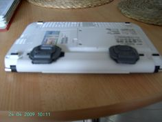 laptop legs on AAO . Laptops are expensive but very mobile and usefull...