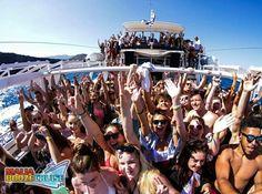 Malia Booze Cruise 2015