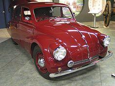 Tatra 97 - The first Beatle