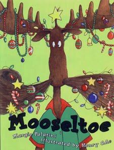 Word Nerd Speech Teach: Mooseltoe!!! (A Literature-Based Activity Pack and a *FREE* Therapy Idea)