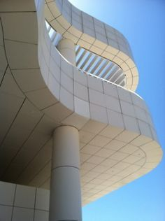 The Getty Museum. Los Angeles.