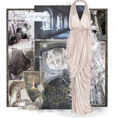 Inspired by the capital of the country of Gondor in The Lord of the Rings. Dress Outfits, Girl Outfits, Cute Outfits, Fashion Outfits, Disney Outfits, Movie Outfits, Disney Clothes, Minas Tirith, Silver Outfits