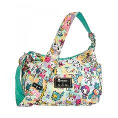 tokidoki x Ju.Ju.Be HoBoBe Handbag TokiPerky
