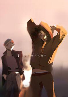 South Park ~ DAMN.
