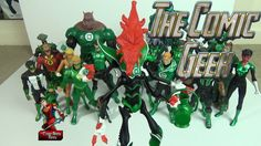 Salaak Green Lantern DC Direct Series 2 - Toy Figure Review