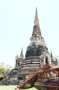 Wat Phra Si Sanphet | Ayutthaya, Thailand
