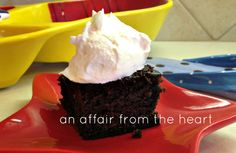 an affair from the heart: Depression Cake-rich, moist chocolate cake! Old Recipes, Vintage Recipes, Baking Recipes, Cake Recipes, Snack Recipes, Dessert Recipes, Eggless Recipes, Frugal Recipes, Snacks Ideas