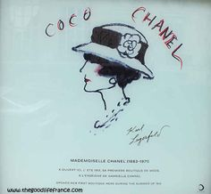 Coco Chanel   -  Deauville Photos