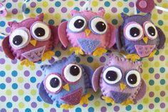Baby Owls, Decorative Nursery Mobile #etsy
