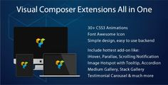 Visual Composer Extensions Addon All in One v3.4.9 QordPress Plugin