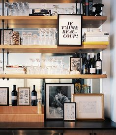 Need to identify shelf bars. They look like solid bars with hex screws in a collar.