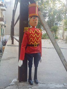 Μολυβένιος στρατιώτης.
