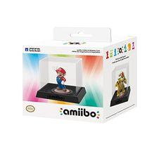 AmazonSmile: HORI amiibo Collect and Display Case for Nintendo amiibo Figures: Video Games
