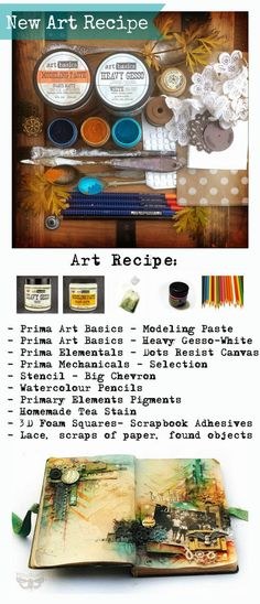 Finnabair: Art Recipe Wednesday: The Best Team ... and Q&A Time!