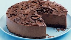 This Chocolate Mousse Cake, Special Chocolate Mousse Cake, Chocolate Mousse Cake Pictures is a good for your dessert made with a. Decadent Chocolate, Delicious Chocolate, Chocolate Desserts, Chocolate Cake, White Chocolate, French Chocolate, Frozen Chocolate, Chocolate Shavings, Just Desserts