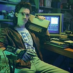 Kung Fury; so much awesome in one pic!