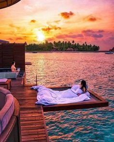W Maldives, Maldives Travel, Visit Maldives, Luxury Travel, Travel Usa, Travel Around The World, Around The Worlds, Paradise Found, Air Tickets